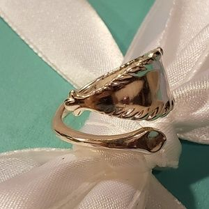 Antique 1885 Tiffany and Company Spoon-ring